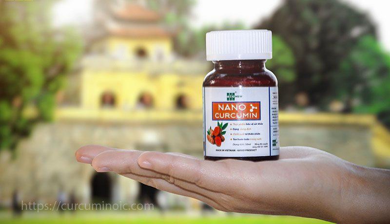 địa chỉ bán dung dịch nano curcumin