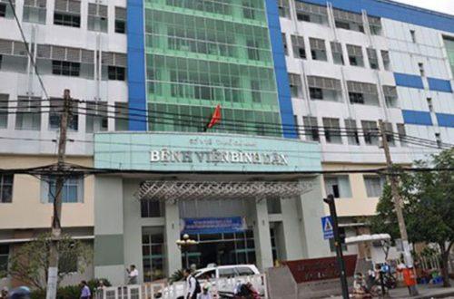bệnh viện điều trị viêm gan b
