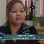 Bà Nguyễn Thị Hồng bị viêm đại tràng 10 năm