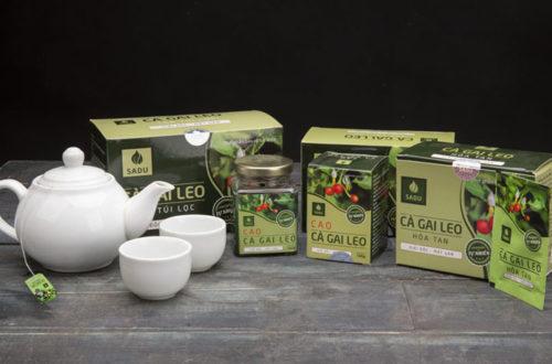 Reviews sản phẩm Cà Gai Leo Sadu sau khi đã sử dụng!