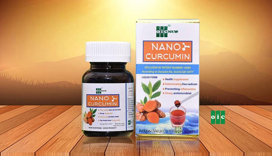 Nano Curcumin OIC News