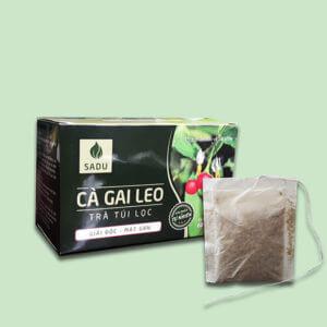 Hộp trà cà gai leo Sadu!