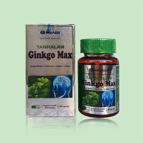 ginkgo max