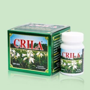 Thuốc Crila - Trinh nữ hoàng cung
