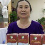 Bà Lan di khám lại và được chẩn đoán là đã khỏi bệnh xoang. (Ảnh: Kim Thược)
