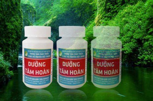 Ở Hà Nội mua thuốc Dưỡng Tâm Hoàn như thế nào chuẩn?