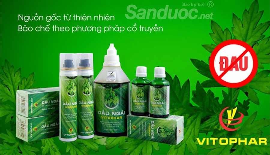 Tác dụng của tinh dầu ngải