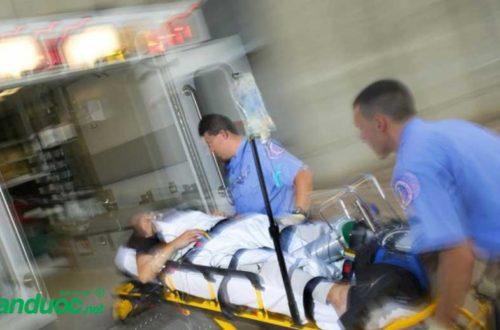 Quy trình cấp cứu người tai biến mạch máu não!