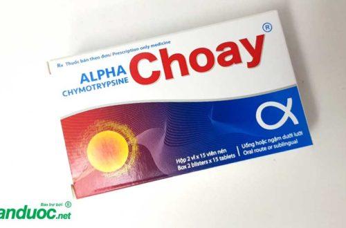 Hộp Thuốc Alpha Choay!