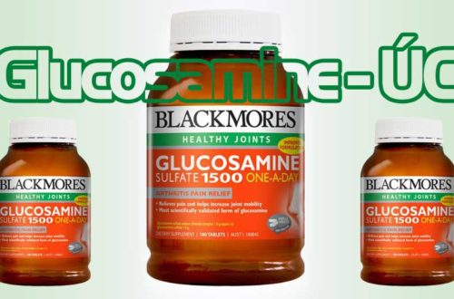 Glucosamineblackmores Úc