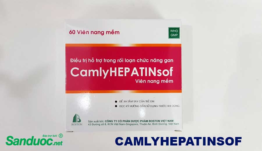 thuốc camlyhepatinsof