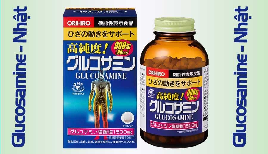 Glucosamine Orihiro Nhật