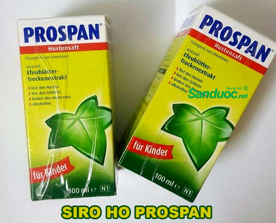 Siro ho Prospan
