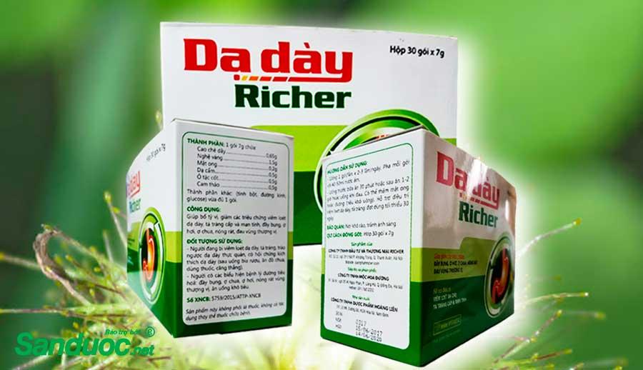 Thuốc dạ dày Richer!
