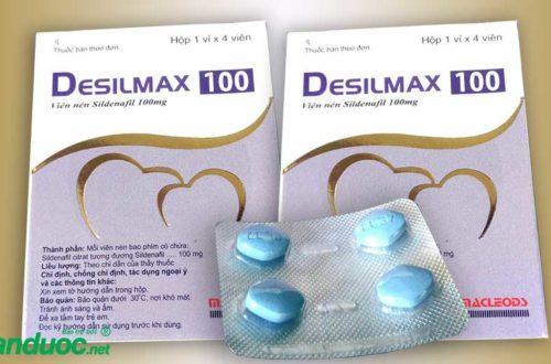 Thuốc Desilmax 100mg