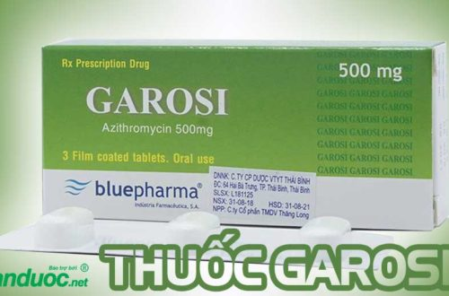 thuốc garosi