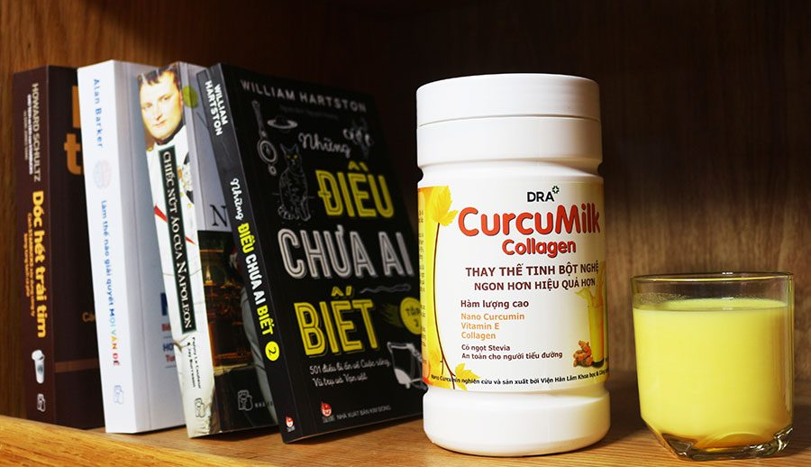 Sữa nghệ CurcuMilk Collagen